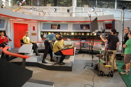 Star Trek Continues transfers set ownership to Stage 9 Studios