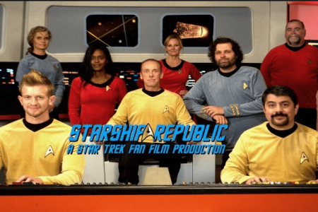 Interview – Ray Tesi – Treksphere.com